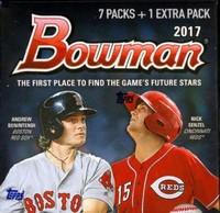 2017 Bowman Baseball 1-100