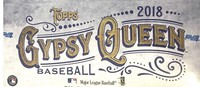 2018 Topps Gypsy Queen 1-300