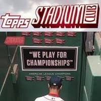 2019 Topps Stadium Club 1-300 Baseball
