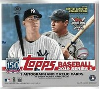 2019 Topps Series 1 and 2 1-700 Baseball