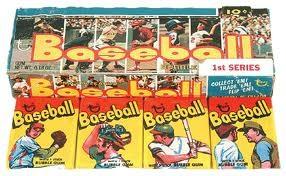1973 Topps Baseball
