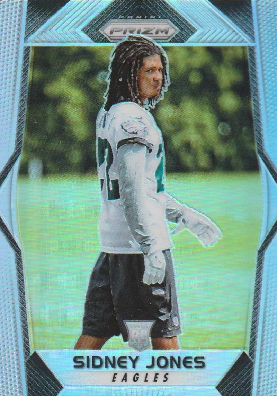 2017 Panini Prizm #276 Sidney Jones NM-MT RC Rookie Philadelphia Eagles