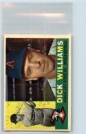 1960 Topps  #188 Dick Williams NM+