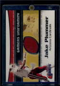 2000 Fleer Gamers Uniformity  #28 Jake Plummer Pants