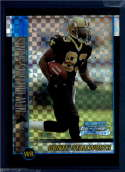 2002 Bowman Chrome Xfractors  #111 Donte Stallworth