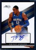 2008-09 Topps Signature Autographs  #TSADH Dwight Howard2499