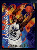 1995 Flair Anticipation  #7 Shaquille O'Neal