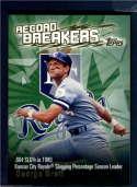2003 Topps Record Breakers  #GB2 George Brett 2