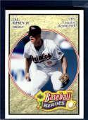 2005 Upper Deck Baseball Heroes  #11 Cal Ripken