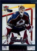 2005 Ultra  #213 Peter Budaj RC