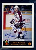 1994 Classic Pro Prospects Autographs  #AU6 C.Pronger AU/1400