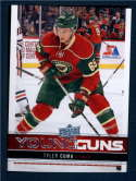 2012 Upper Deck  #228 Tyler Cuma Yg Rc