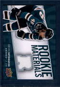 2007 Upper Deck Rookie Materials  #RMDS Devin Setoguchi