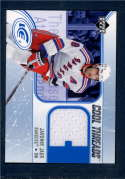 2005 Upper Deck Ice Cool Threads  #CTJJ Jaromir Jagr