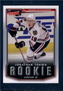 2007 Upper Deck Victory  #316 Jonathan Toews RC