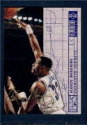 1994 Collector's Choice Gold Signature  #374 Alonzo Mourning BP