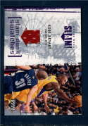 2005 Upper Deck Slam Dunk Swatches  #KB Kobe Bryant