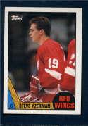 1987 Topps  #56 Steve Yzerman Dp