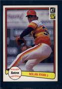 1982 Donruss  #419 Nolan Ryan NM-MT+