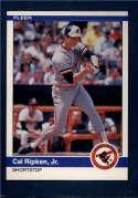 1984 Fleer  #17 Cal Ripken NM-MT+
