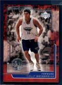 1999 Upper Deck  #161 Wally Szczerbiak RC NM-MT