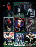 Lot of 36 Differen Donovan McNabb 1999 and 2000 w/Rookies and Inserts
