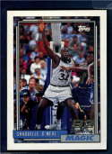 1992 Topps  #362 Shaquille O'Neal RC NM-MT
