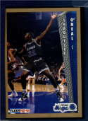 1992 Fleer Drake's  #37 Shaquille O'Neal NM-MT