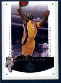 2002-03 Sp Authentic #37 Kobe Bryant