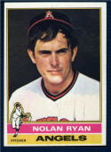 1976 Topps  #330 Nolan Ryan NM-MT