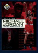 1998/99 Ud Choice Preview Michael Jordan Nba Finals Shots #10 Michael Jordan