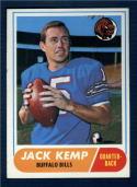 1968 Topps #149 Jack Kemp EX