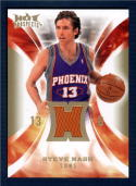 2008-09 Fleer Hot Prospects Hot Materials #HM-SN Steve Nash NM-MT