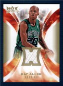 2008-09 Fleer Hot Prospects Hot Materials #HM-RA Ray Allen NM-MT