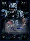 2015 Fire Rookie Autographs #30 Devin Smith NM-MT RC NY Jets 115/600