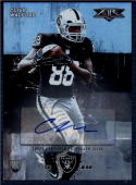 2015 Topps Fire Rookie Autographs #4 Clive Walford NM-MT RC Rookie Auto Raiders