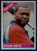 2015 Topps Heritage Chrome Refractor #480 David Ortiz NM-MT Red Sox 288/566
