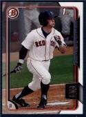 2015 Bowman Draft Paper #182 Andrew Benintendi NM-MT Red Sox