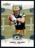 2008 Score #359 Jordy Nelson NM-MT RC Rookie Packers
