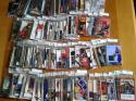 Lot of 169 Basketball Cards Stars/Game Used/ Serial Numbered/Autographs Retail $