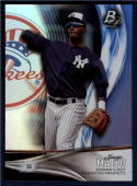 2016 Bowman Platinum Next Generation #NGP-19 Jorge Mateo NM-MT Yankees