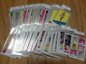 Lot of 138 1972 to 1977 Basketball Cards High Grade Overall