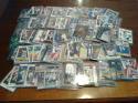 Lot of 130 Derek Jeter Baseball Cards - Well Mixed