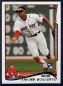 2014 Topps #133 Xander Bogaerts NM-MT RC Rookie Red Sox