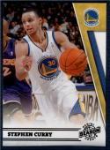 2010-11 Panini Season Update #167 Stephen Curry NM-MT Warriors