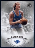2013-14 Upper Deck SP Authentic #10 Larry Bird NM-MT