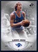 2013-14 Upper Deck SP Authentic #10 Larry Bird NM-MT