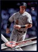 2017 Topps Factory Variations #287 Aaron Judge NM-MT RC Yankees