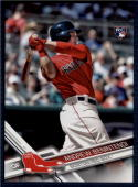2017 Topps Factory Variations #283 Andrew Benintendi  RC Red Sox