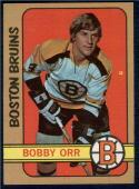 1972-73 Topps #100 Bobby Orr EX++ Excellent++ Bruins
